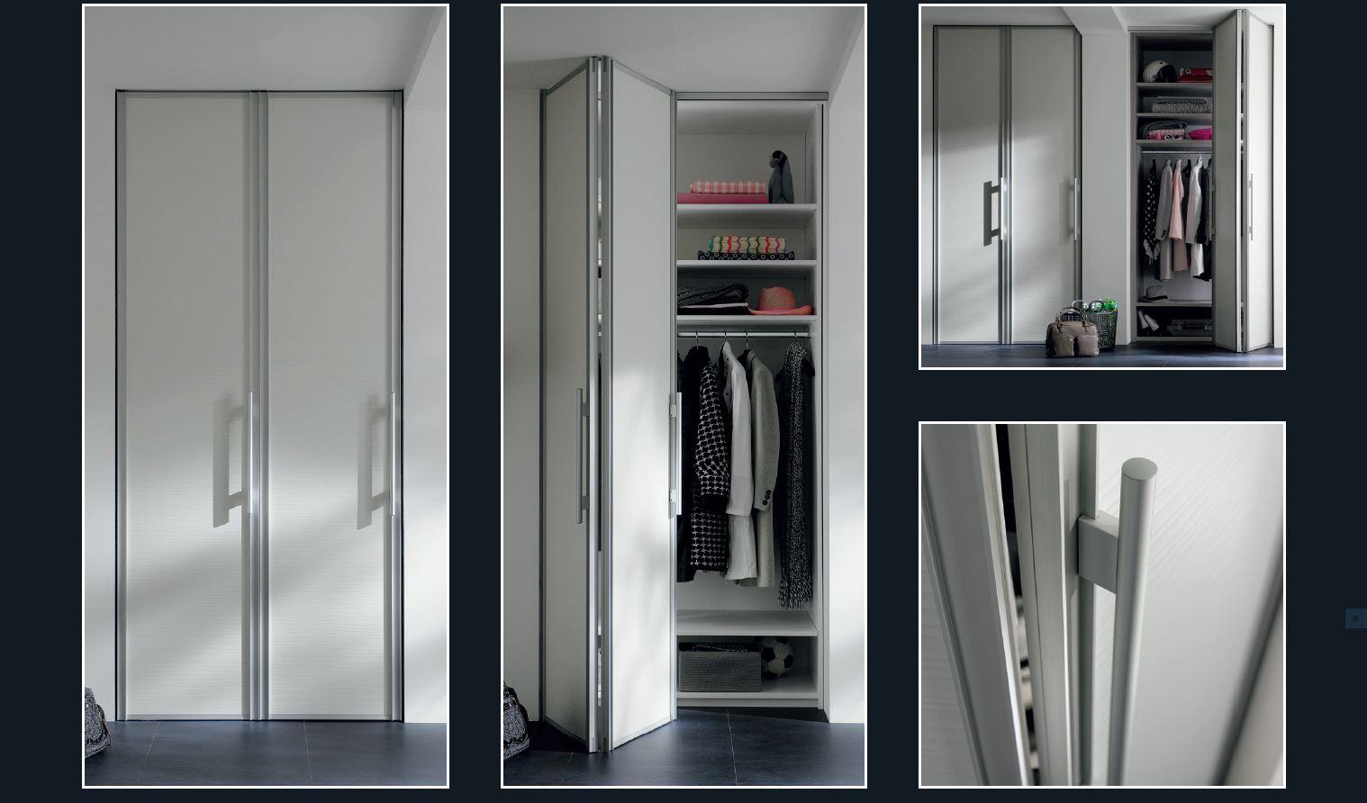 Шкафы складные